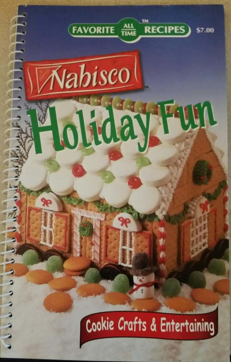 Favorite All Time Recipes Nabisco Holiday Fun