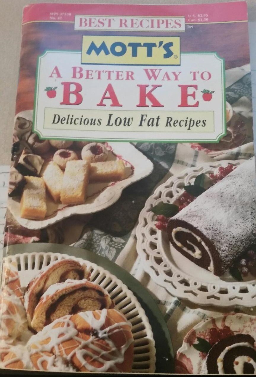 Best Recipes Mott's A Better Way To Bake
