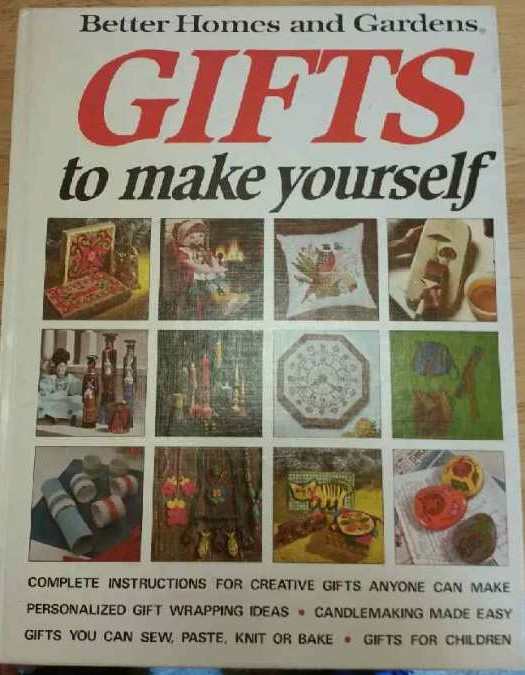 Gifts to make yourself