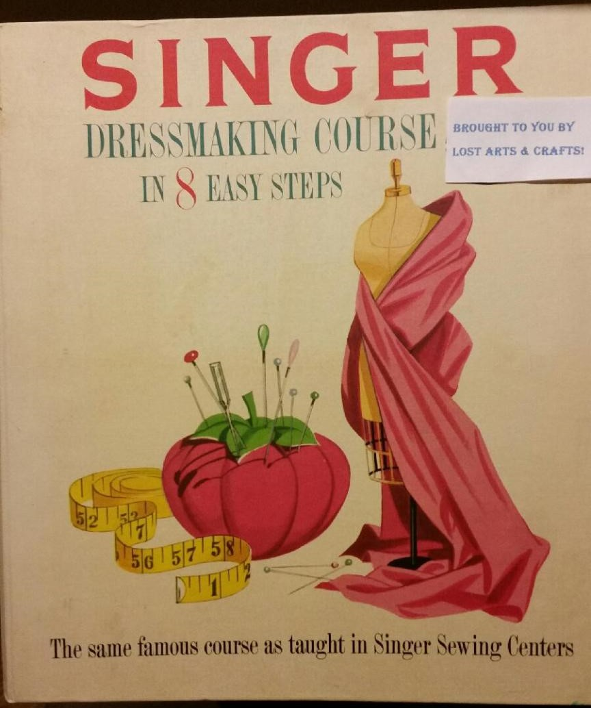 Singer Dressmaking Course in 8 Easy Steps