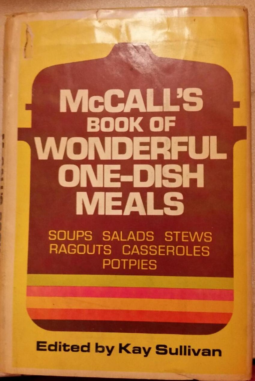 McCall's Book of Wonderful One-Dish Meals