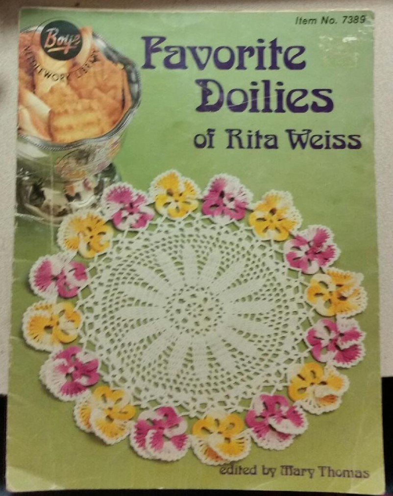 Favorite Doilies by Rita Weiss