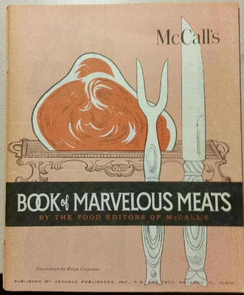 McCall's Book of Marvelous Meats