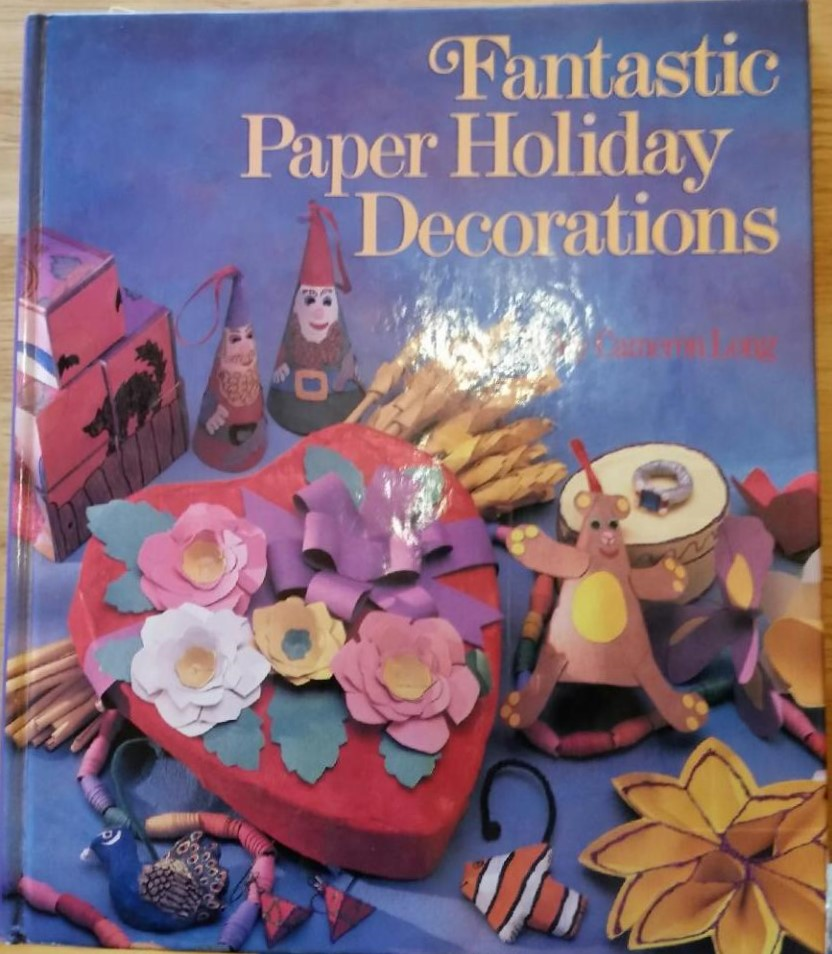 Fantastic Paper Holiday Decoration