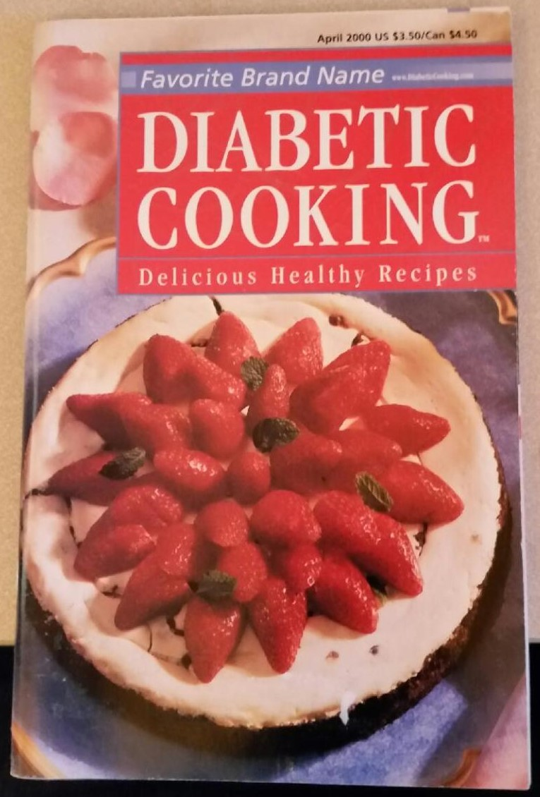 Diabetic Cooking Delicious Healthy Recipes