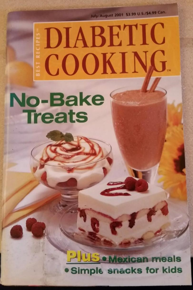 Diabetic Cooking No-Bake Treats