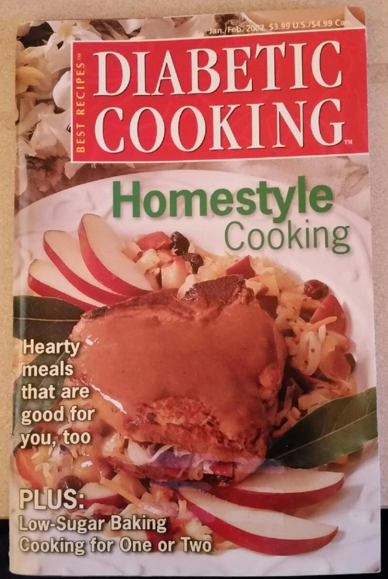 Diabetic Cooking Homestyle Cooking